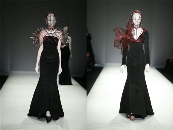 设计师胡社光:为荷兰女王做礼服-服装名人大师-服装