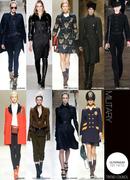 一贴说清楚今年秋冬最流行的服装款式都是那些