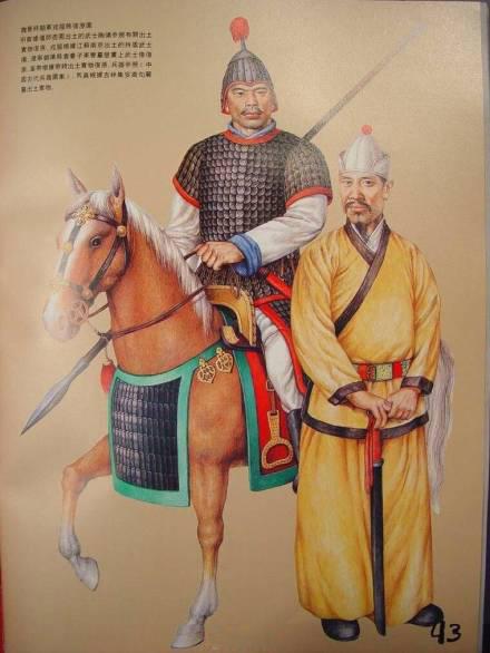 中国古代的军戎服饰-0服饰文化服装设计大赛