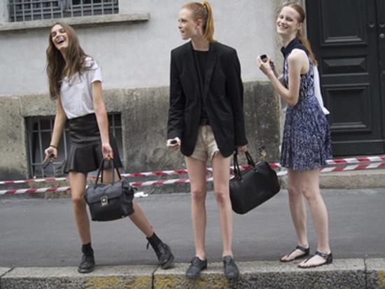 偷学欧美街拍服装搭配-潮流搭配服装设计大赛