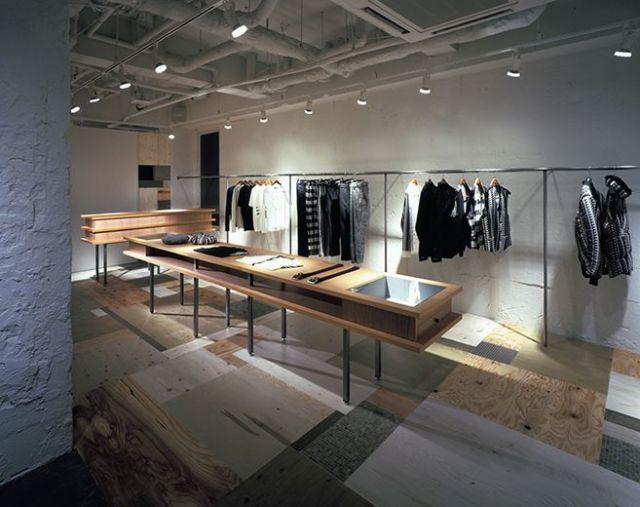 100例国外优秀服装店内部装修设计