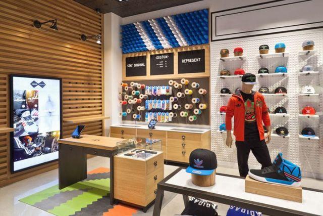 100例國外優秀服裝店內部裝修設計-服裝設計管理