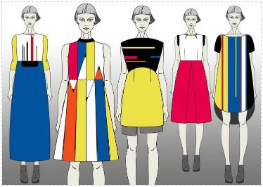 服装设计网 服装设计大赛 卓多姿设计大赛     首届卓多姿时尚女装