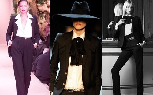 一分钟读懂九大奢侈品牌时尚DNA