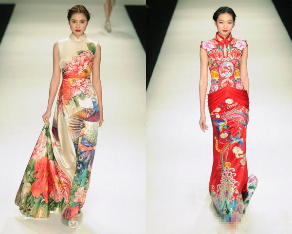 t台秀场设计大赛       夸张的造型,华丽的服装,精致的妆面,奇思妙想图片