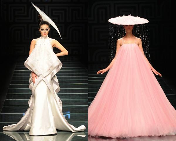 服装设计网 服装设计大赛 t台秀场设计大赛       金顶奖设计师曾凤飞