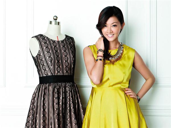 台湾设计师陈譓伃chloechen:抛弃基本款-服装名人大师