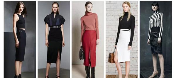 cfw服装设计网 资讯 趋势预测 > 2015早秋女装发布会重点单品--半身裙