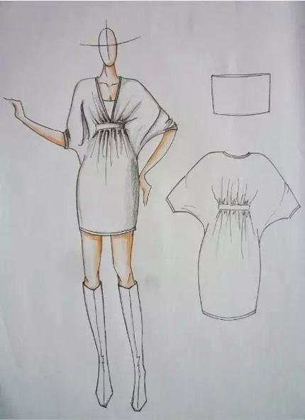 服装设计网 教程 时装画/手绘技巧       q:在经历时装周多年的时间里