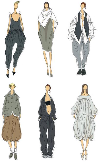 2016春夏女装关键款式-服装设计管理-服装设计网