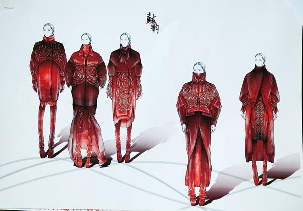 李當岐:設計有度 創意無限-服裝名人大師-服裝設計網