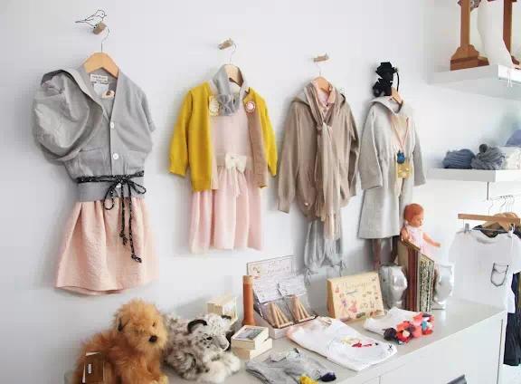 视觉陈列-服装设计教程-服装设计