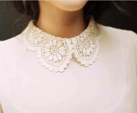 cfw服装设计网 资讯 服饰文化 > 与众不同的假衣领,你喜欢哪个款?