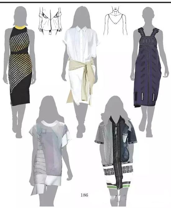 流行趋势 · 2016春夏女装关键款式-服装趋势预测