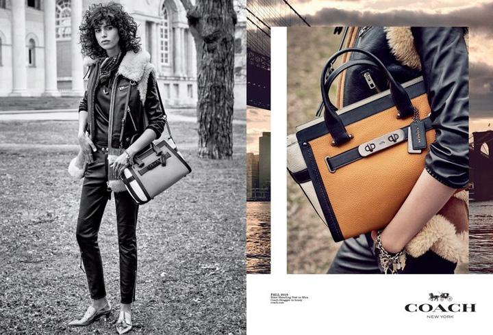 2015秋冬系列广告大片-服装品牌新品-服装设计