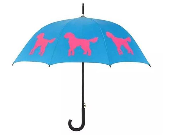 不织布漂亮拼贴画平面-雨天凹造型穿再好看也没用