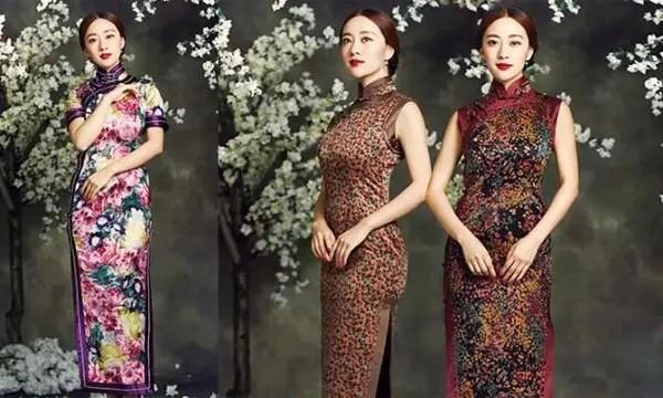 之一。    50年代后,旗袍在大陆渐渐被冷落,尤其文革中被视为封建糟粕、资产阶级情调遭受批判。   80年代之后随着传统文化在内地被重新重视,以及影视文化、时装表演、选美等带来的影响,旗袍不仅逐渐在大陆地区复兴,还遍及世界各个时尚之地。 那么现代旗袍和旧旗袍的区别在?