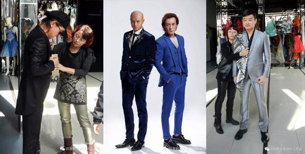 时尚服装设计工作室