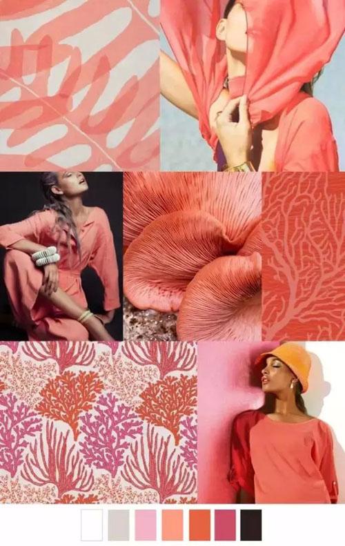 Pattern Curator 2017春夏图案&色彩潮流趋势