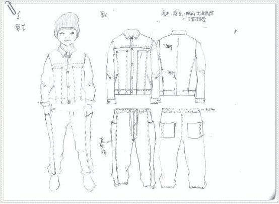 卫衣设计图片手绘图片