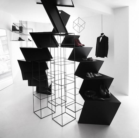 这家瑞典服装店的货架比衣服更有看点-服装设计管理