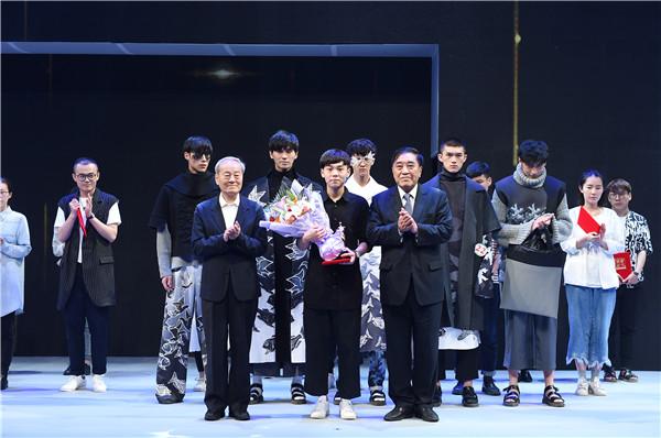 第八届中国常熟休闲装设计精英大奖赛决赛各奖项揭晓