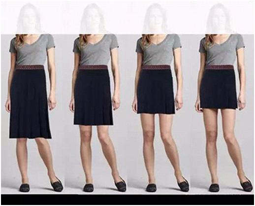 最流行的衣服_今年冬天最流行的衣服款式和颜色,居然是...