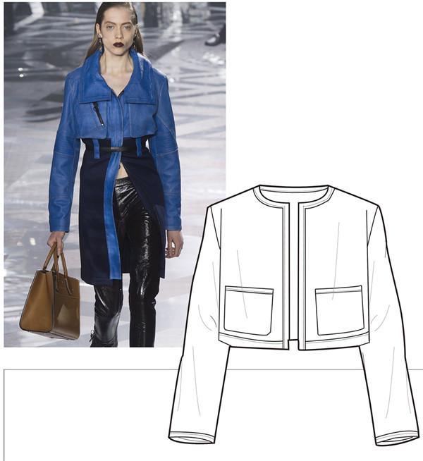 冬夹克 外套 大衣流行款式预测