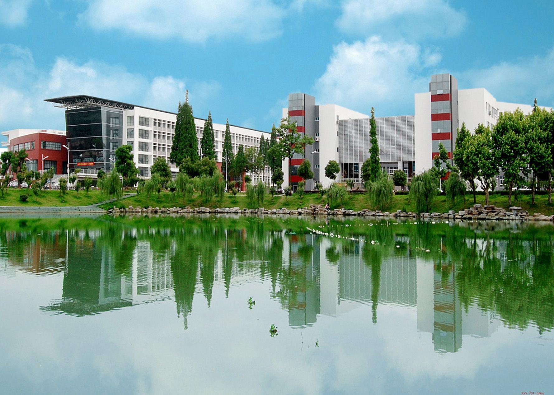 金华职业技术学院校园风光 院校风采 中国服装人才网服装院校