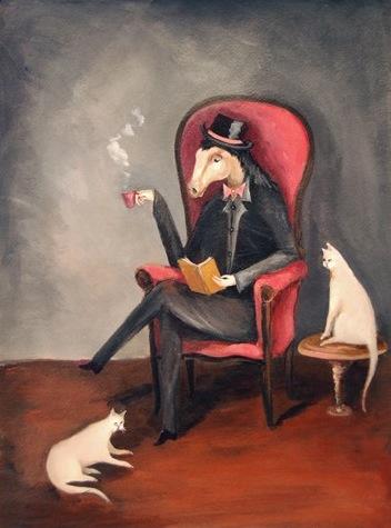艺术男人头像 创意