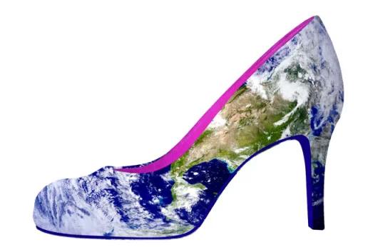 欣赏| 日本女设计师吉田由子关于高跟鞋的畅想
