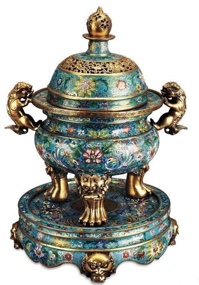 最美中国风 —— 香炉
