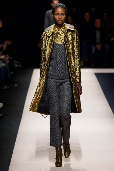 21 2015秋冬米兰时装周-服装t台秀场-服装设计网