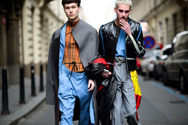 来自布拉格的街头风-服装潮流搭配-服装设计网