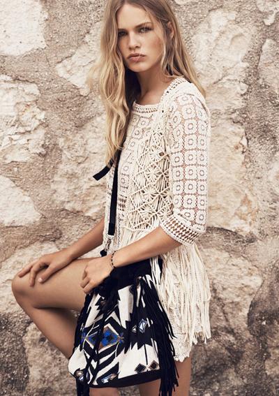 mango 2015夏季系列时尚型录-服装品牌新品-服装设计网