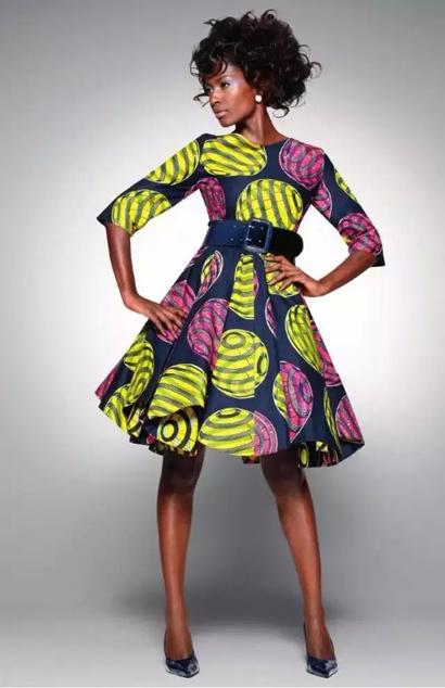 非洲服饰图片欣赏图片