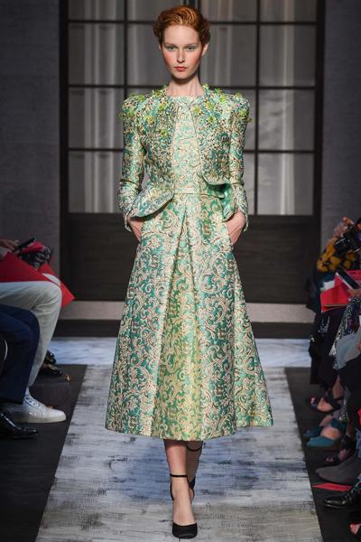Schiaparelli 于巴黎发布2015秋冬高级定制时装秀