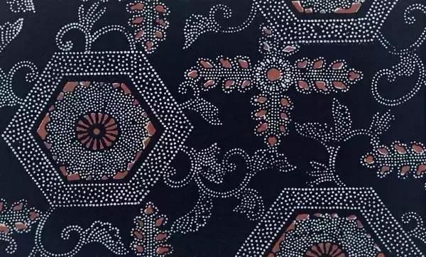 染织工艺 -- 蓝印花布