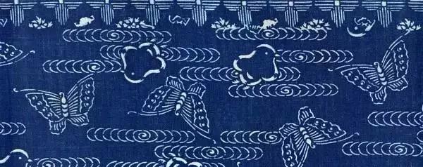 染织工艺 -- 蓝印花布-服装设计管理-服装设计网