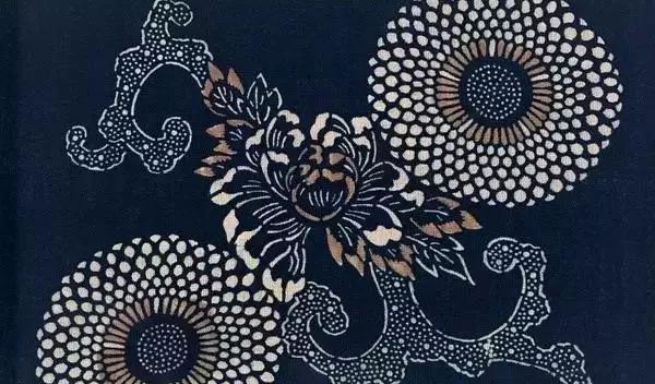 蓝印花布-服装设计管理-服装设计网