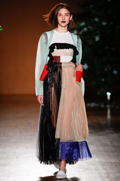 toga 2016春夏流行发布-服装t台秀场-服装设计网