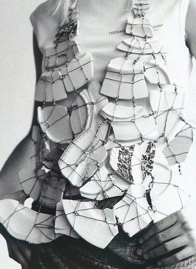 结构·解构|设计多说没卵用~看~-服装设计管理-服装