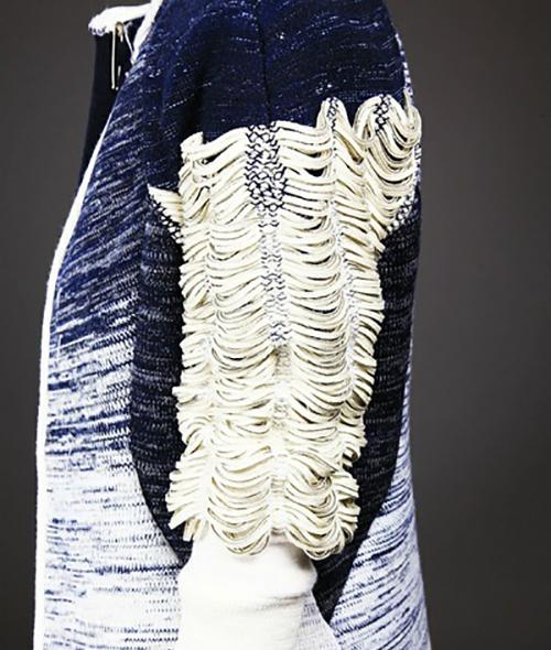 这是小编自己收集的-面料再造(肌理)-服装设计管理