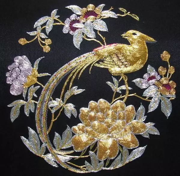 英国古代皇族服饰花纹