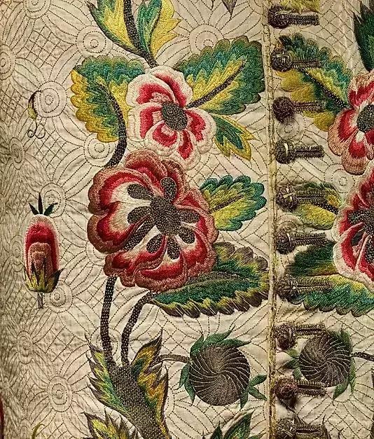 刺绣, 不能再美了-服装设计管理-服装设计网
