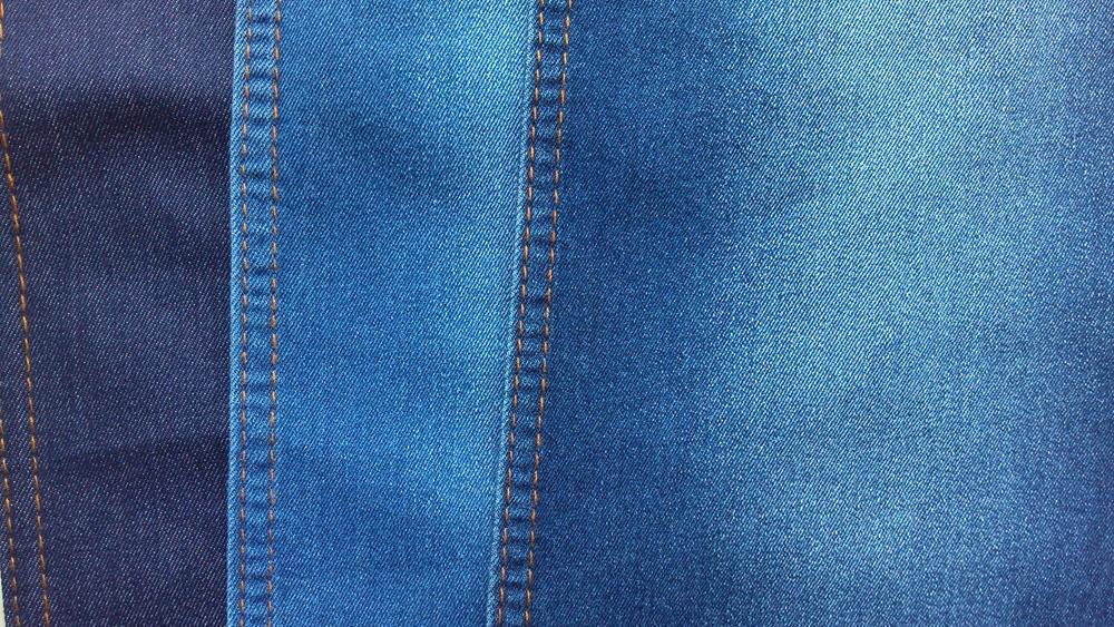 详解特种靛蓝色牛仔布面料