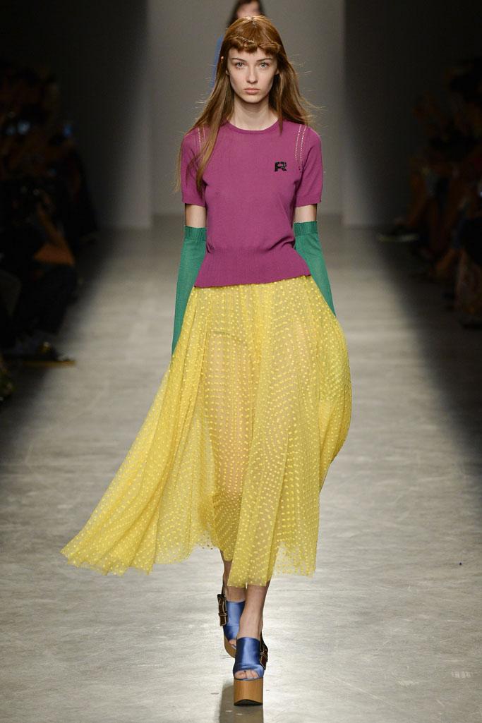 巴黎2017春夏系列时装秀-服装时装周-服装