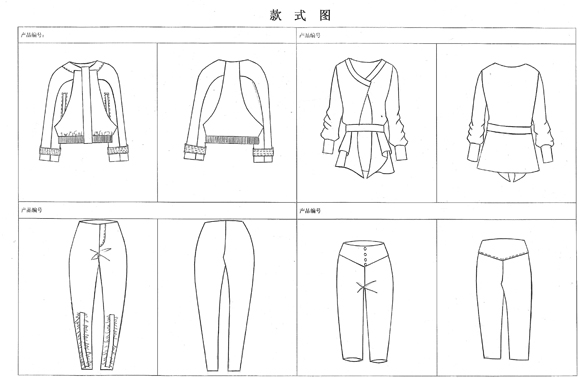 阐释-2009首届中国服装设计师网络设计大赛评选结果