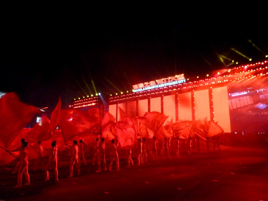 中国 大连/第23届中国(大连)国际服装节暨国际狂欢节晚会