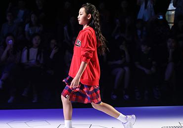 佐丹奴旗下童装品牌GIORDANO JUNIOR 2019秋冬系列